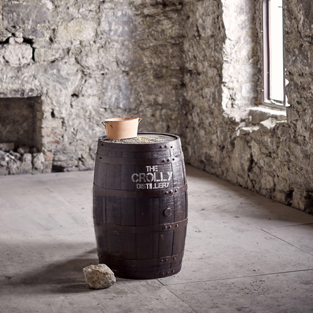 barrel on own